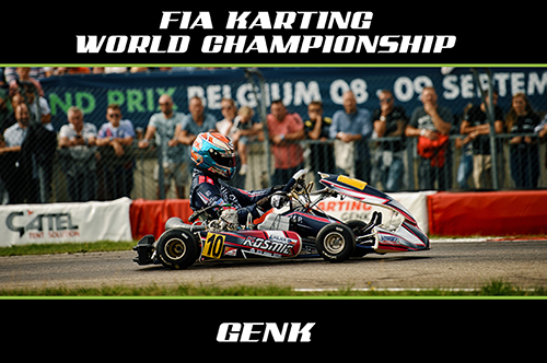 FIA World Championship - GENK